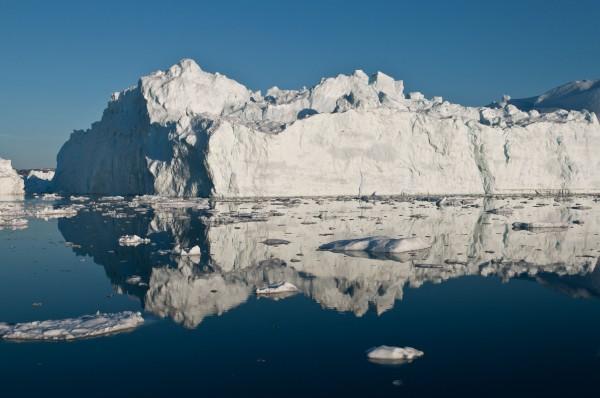 Ледники Арктики тают