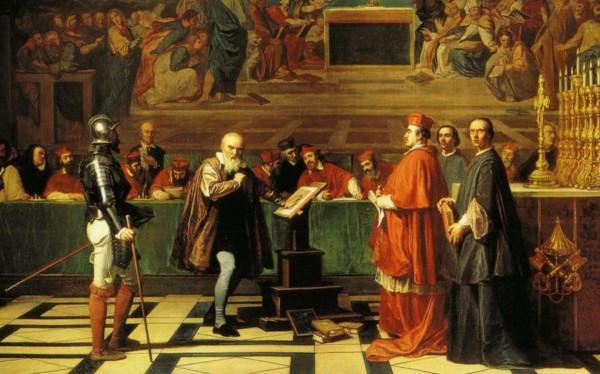 Отречение Галилея