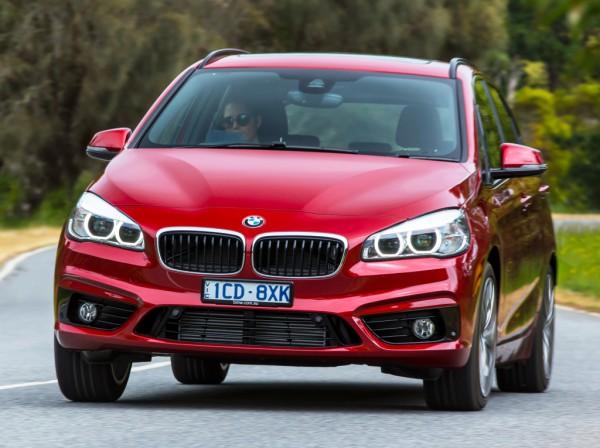 BMW - один из претендентов на победу