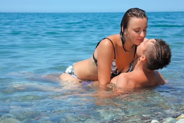 Можно ли заниматься любовью в воде