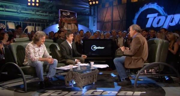 Студия программы Top Gear