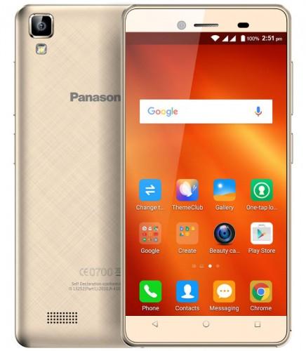 Panasonic T50 с фирменным интерфейсом SAIL UI