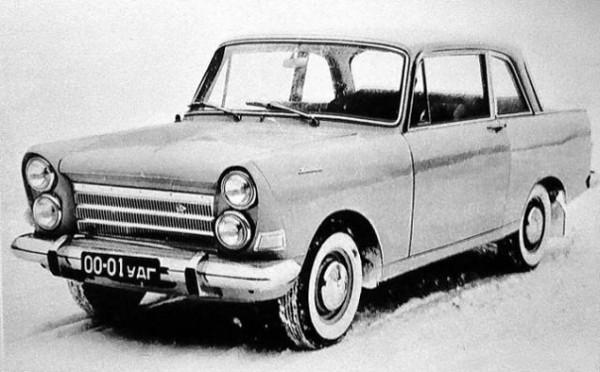 ИЖ ЗИМА 1965