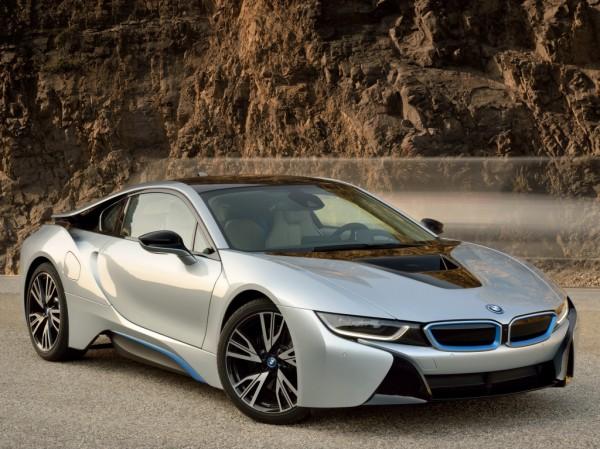 Зеленым автомобилем года жюри конкурса назвало BMW i8