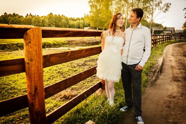 Как организовать свадьбу в деревне