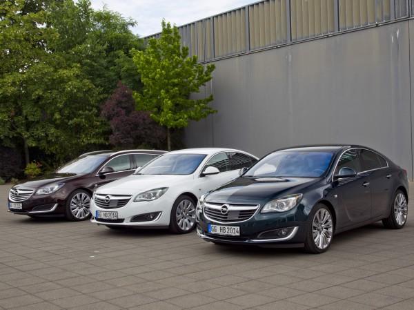 Столичное Автошоу 2013: Opel Insignia F/L
