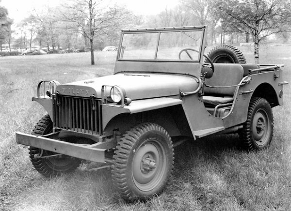 Willys MА