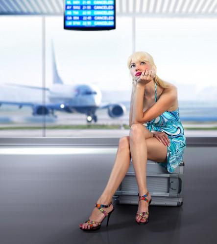 Чем заняться в аэропорту когда скучно: 6 идей