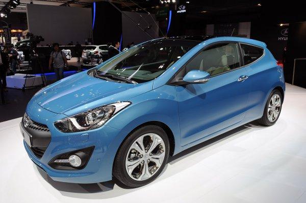 Новое поколение трехдверного Hyundai i30