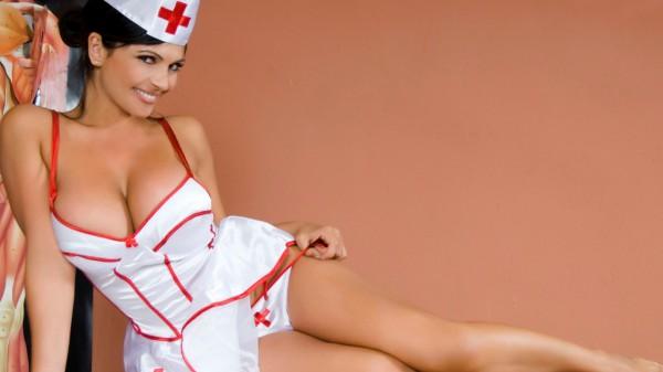 фото медсестер сексуальных