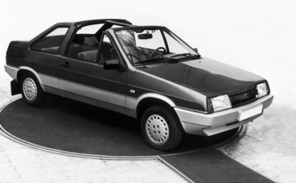 ВАЗ-2108 Тарга 1988