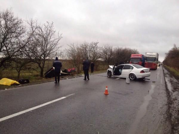 Смертельное ДТП в Николаевской области