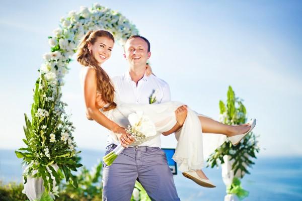 Где провести выездную свадебную церемонию