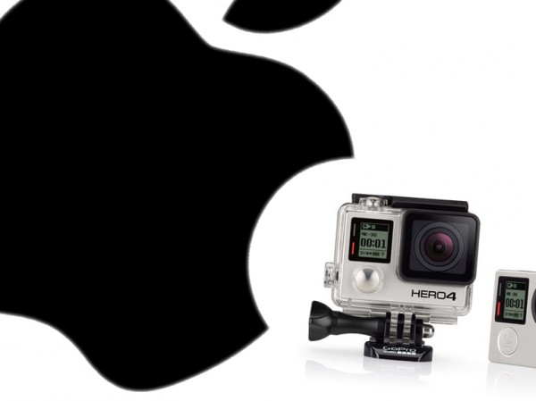 Apple может купить GoPro