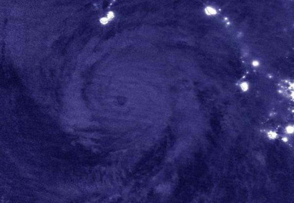 Ураган Женевьева