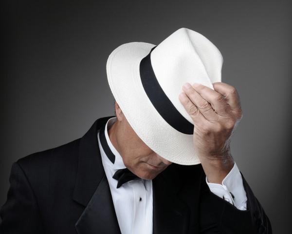 Плохо с прической? Спасайся шляпой