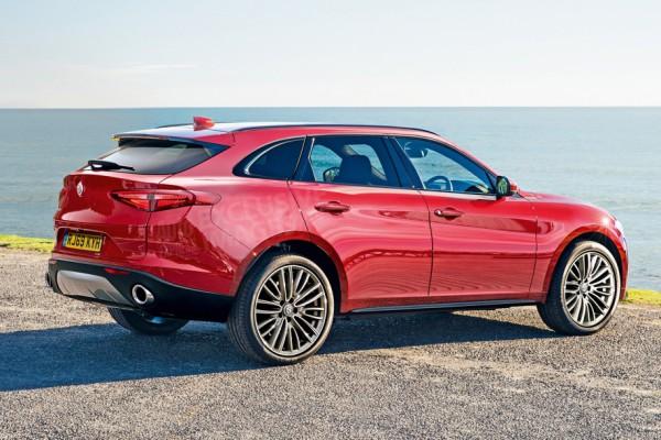 Кроссовер Alfa Romeo