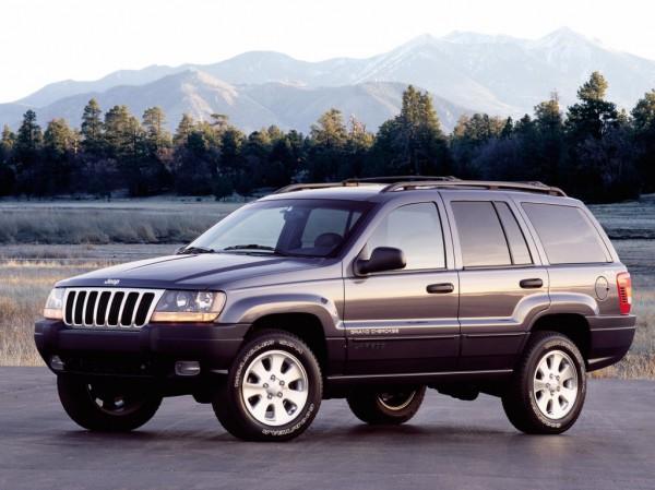 Опасный Jeep Grand Cherokee 1999 года выпуска