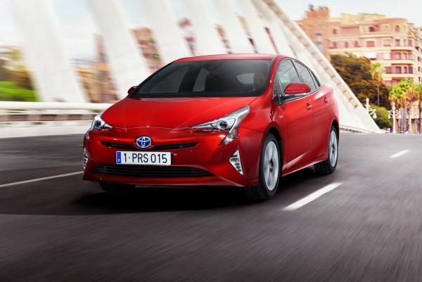 Новое поколение Toyota Prius