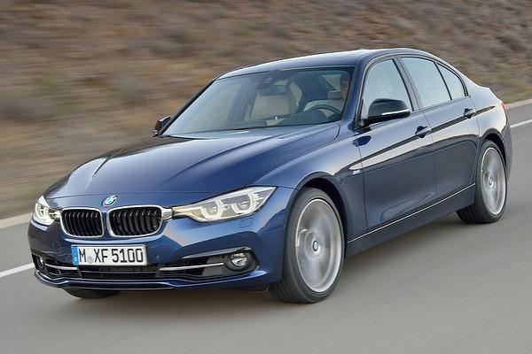 Обновленные BMW 3-й серии