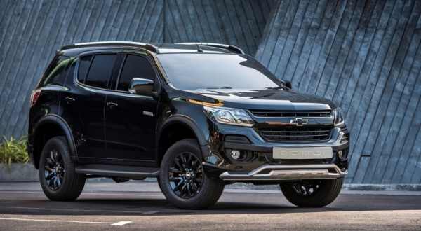Chevrolet  Trailblazer Perfect Black Concept