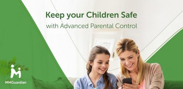 Программа MMGuardian Parental Control