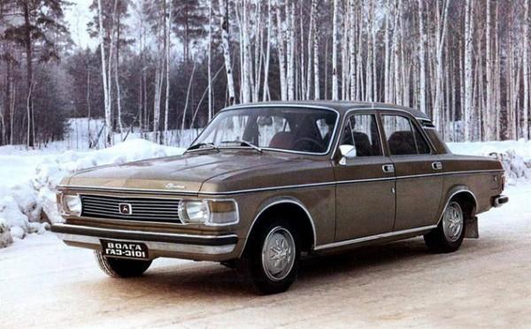 ГАЗ-3101 1973