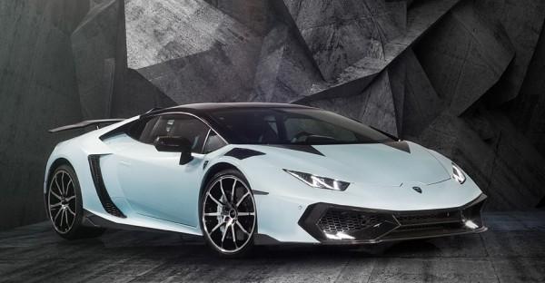 Lamborghini Huracan Mansory Torofeo