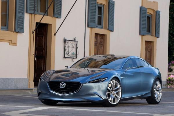 Купе на базе Mazda6