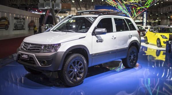 Suzuki Grand Vitara 4Sport