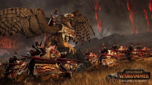 Новая серия Total War посвящена миру Warhammer