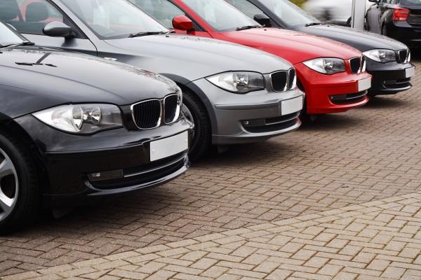 Украинцы покупают подержанные легковые авто