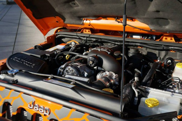 Новый двигатель Jeep Wrangler