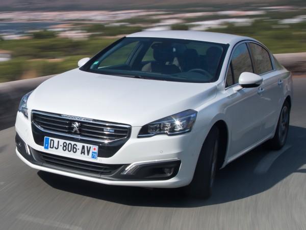 В Украине стартуют продажи Peugeot 508