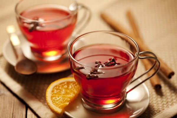 Как готовить осенние полезные чаи