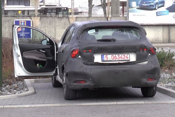 Хэтчбек Fiat Tipo