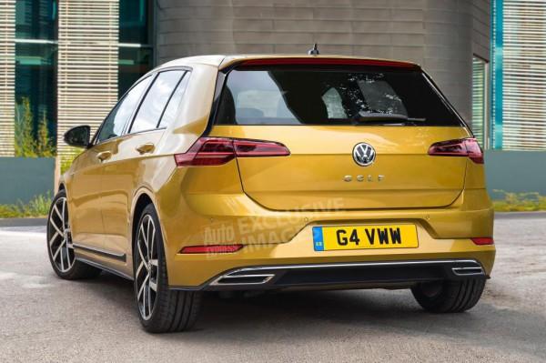 Volkswagen Golf 8 представят летом 2019 года