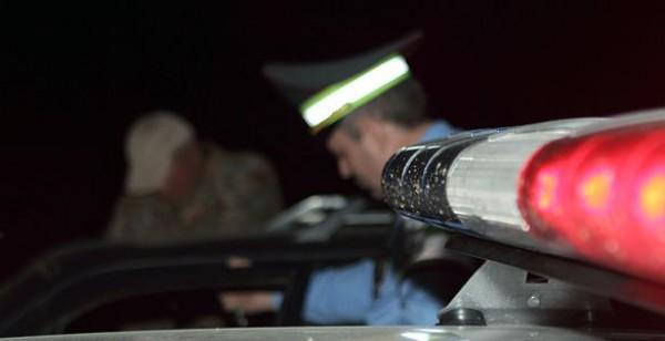 В милиции говорят, что за рулем Mitsubishi была девушка