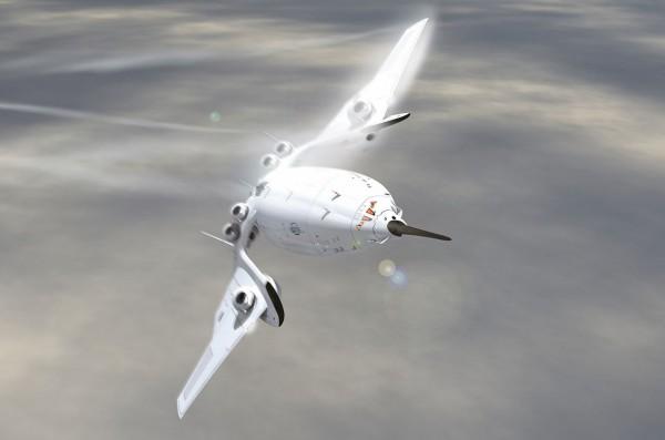 Концепт самолета