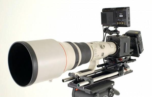 Камера ME20F-SH с комплектом оптики