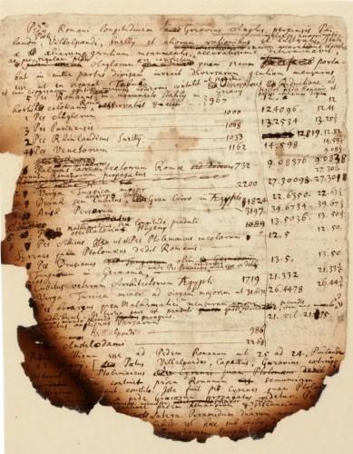Ньютон искал королевский локоть