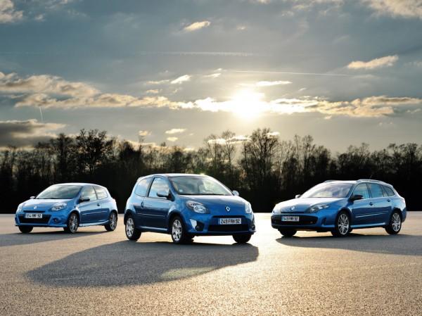 Renault наиболее популярен