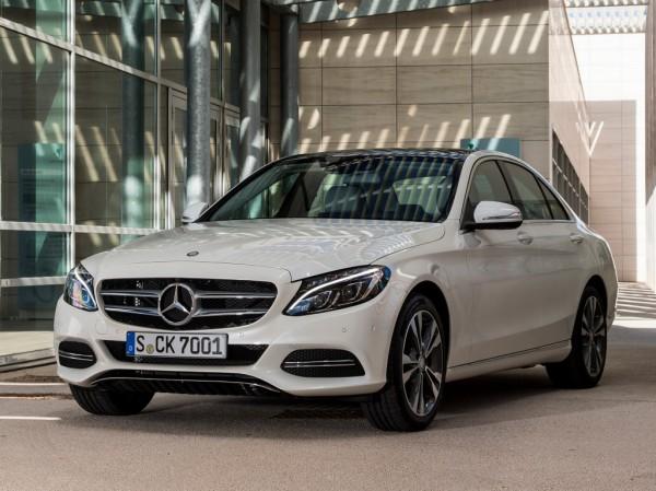 Победитель - Mercedes-Benz C-Class