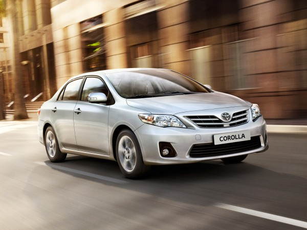 Corolla признана самой надежной по статистике CarMD