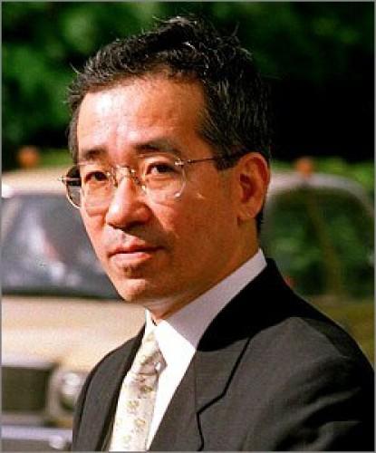 Уже бывший японский трейдер Ясуо Хаманаке