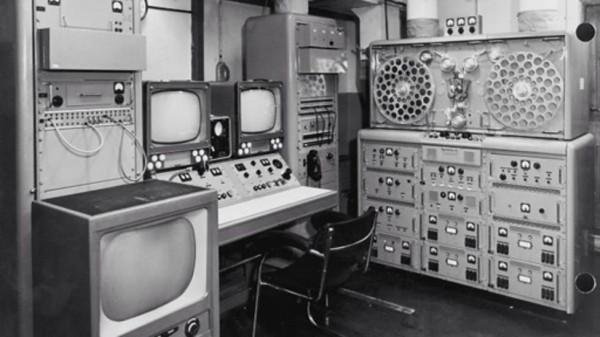 Один из первых видеомагнитофонов
