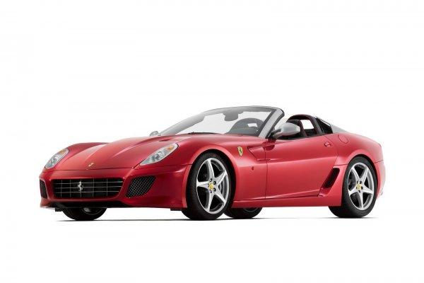 8. Ferrari SA Aperta – $520 000