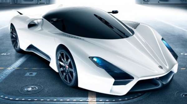 6. SSC Ultimate Aero – $750 000