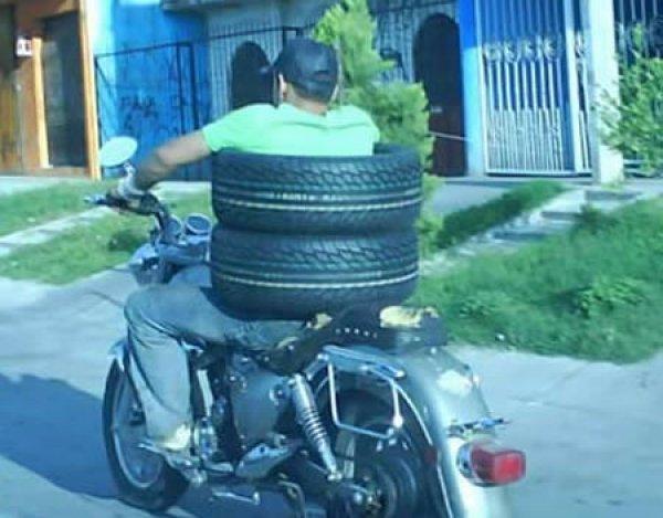 Четырехколесный мотоцикл