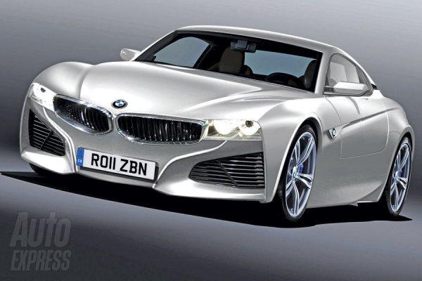 Неофициальная иллюстрация BMW M2